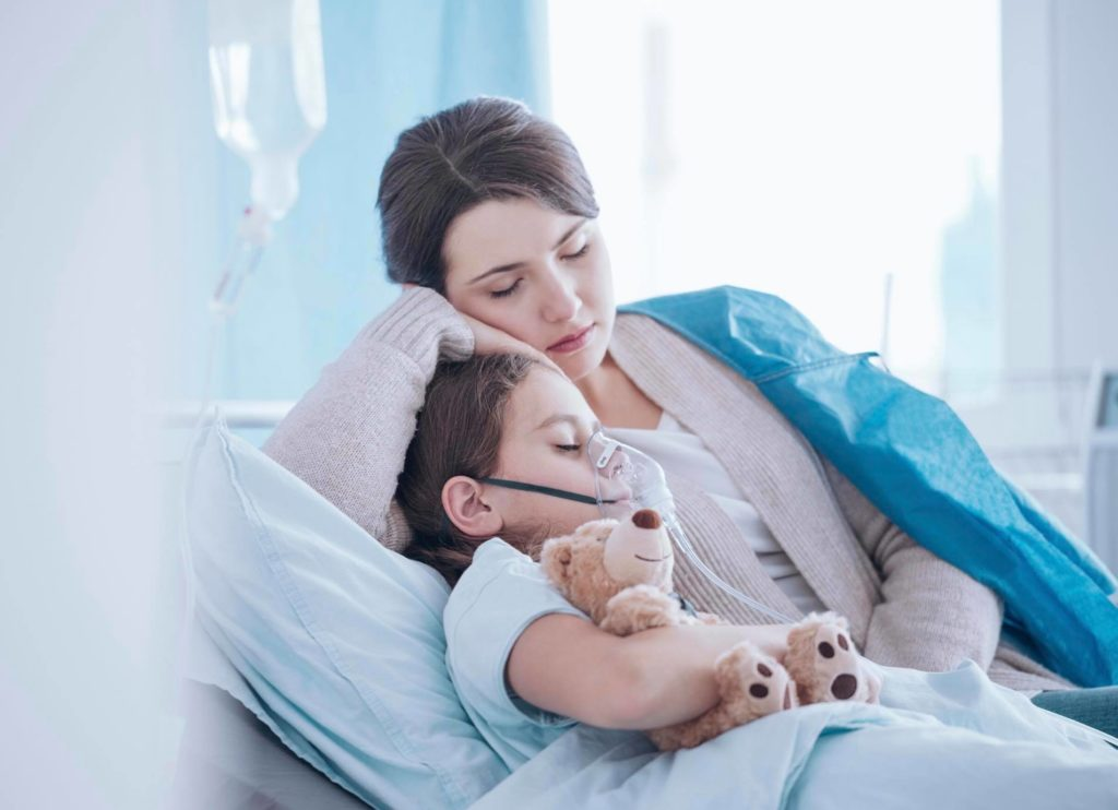 Barn død hjelp sykehus kommune