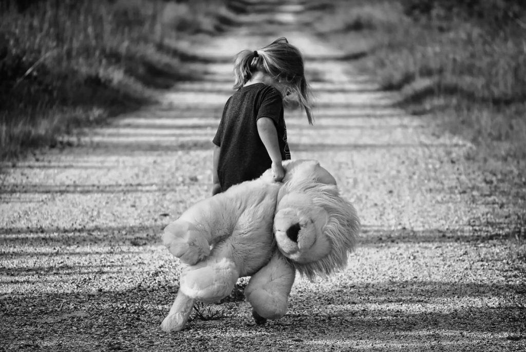 barndom, syke barn, løvemammaene