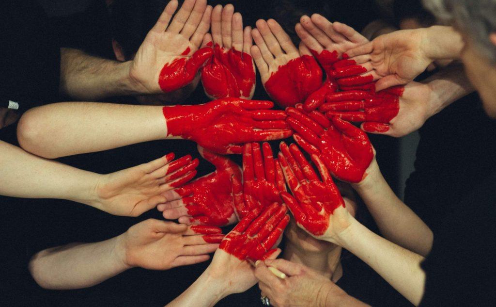 hjerte, samhandling, løvemammaene