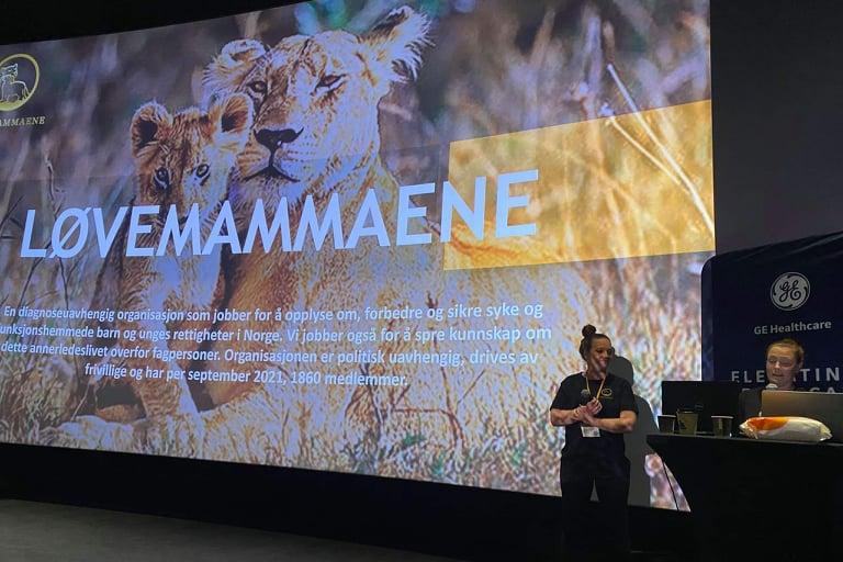 Løvemammaene GE Healthcare nyfødtintensiv
